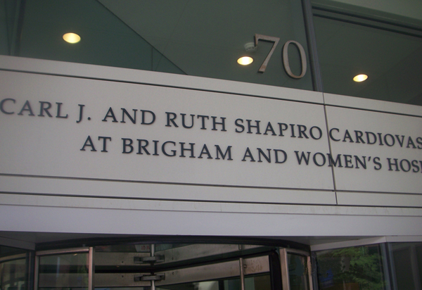 Dr. Vikram at Brigham and Women's Hospital,  Boston, USA.
