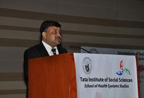 Dr. Vikram's speech on hospital planning