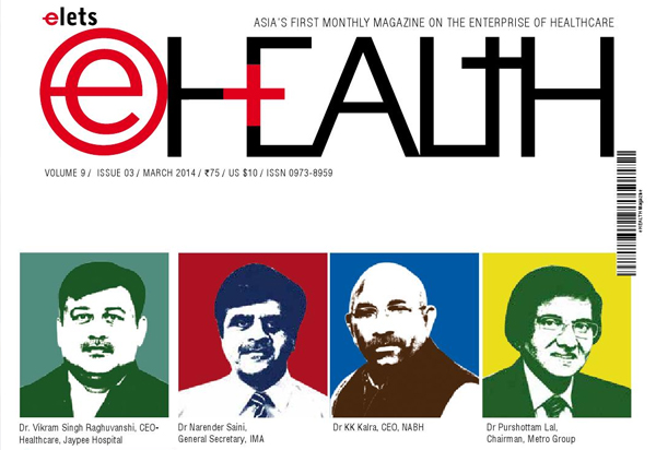 Dr. Raghuvanshi's ehealth media coverage.